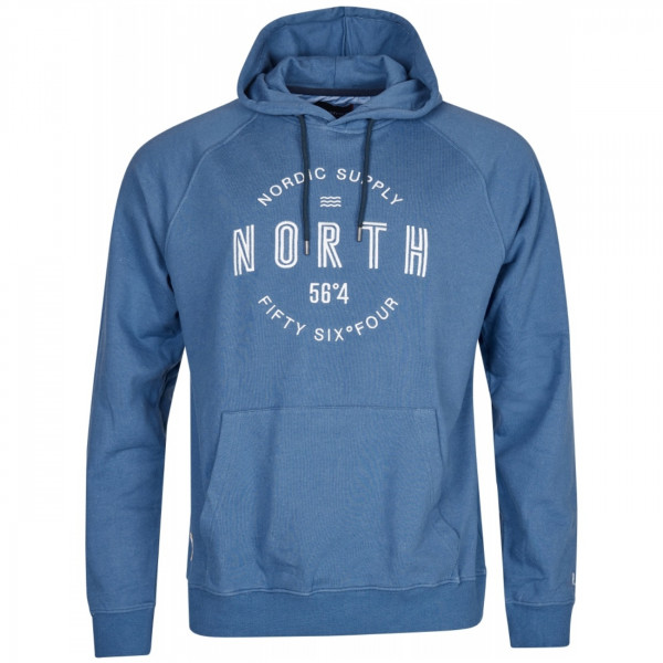 detail Mikina North 56°4 Hoody Blue