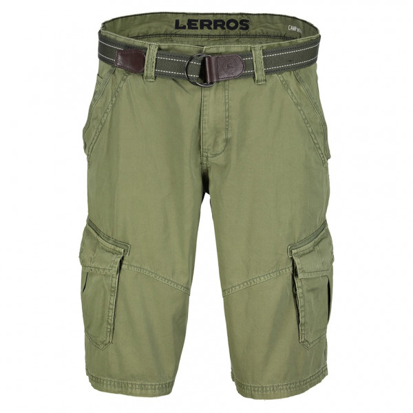 detail LERROS Cotton Cargo Shorts