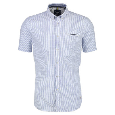 LERROS Blue Stripes Shirt